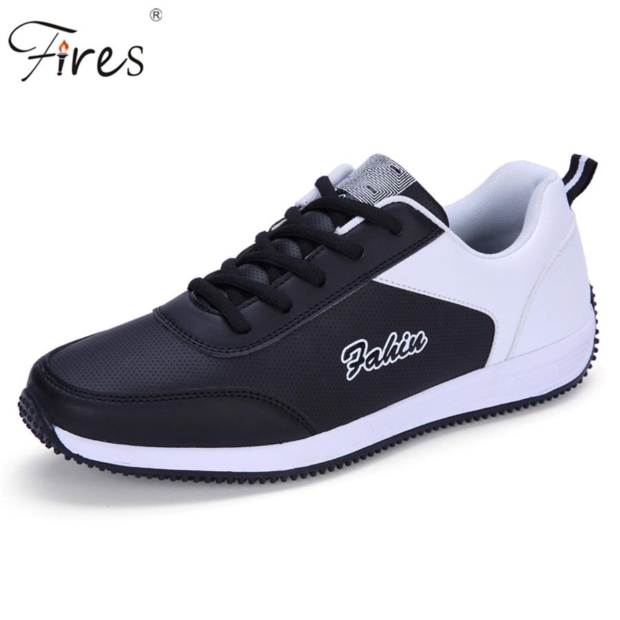 comfortable waterproof running flat driving shoes non slip
