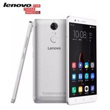 2016 Original Lenovo K5 Note k52e78 MTK Helio P10 Octa Core Fingerprint Full Metal 3G RAM 32G ROM 5.5″ 4G Android 6.0 Smartphone