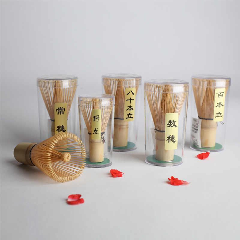 Bambusowa herbata trzepaczka Matcha punkt zielona herbata w proszku urządzenie pasujące narzędzie MYDING