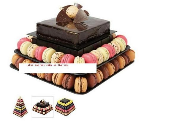 Macaron Display Tower 9 Tier