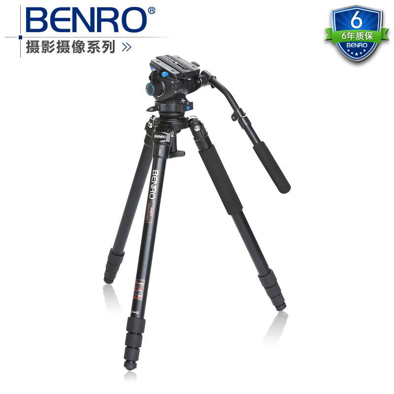 DHL gopro Benro  a383ts6 Tripod For Video & Camera  Especial For Watching Bird Photography Equipment Tripod Wholesale dhl gopro benro a550fhd2 urban elf kit aluminum tripod three dimensional head camera tripod