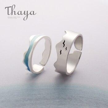 14ef8452487f TIFF Original de Plata de Ley 925 alta calidad encanto anillo grabado de  inscripción para mujer modelo Original de producción