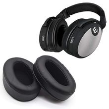 1 Pair Earphone Ear Pads Earpads Sponge Soft Foam Cushion Replacement for Sony MDR V6/ZX 700 for Brainwavz HM5 for AKG 701 Q701 1pair memory foam headset earpads replacement ear pads cushion cover for sony mdr v6 mdr 7506 v6 mic blk earphone headphone case