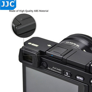 Image 4 - Copriscarpe per fotocamera calda per Sony a7C a7S III ZV1 A7R IV A7R II A77 II A9 II A6100 A6600 A6300 A6000 RX10 II sostituisce FA SHC1M