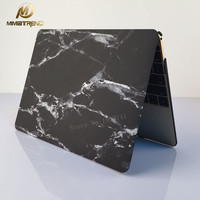 Black White Marble Grain Hard Cover Case For Macbook Air Pro Retina 11 12 13 15