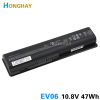 HONGHAY EV06 Battery for HP Compaq Pavilion DV4 DV5 DV6 Presario CQ50 CQ71 CQ70 CQ61 CQ60 CQ45 CQ41 CQ40 HSTNN LB73