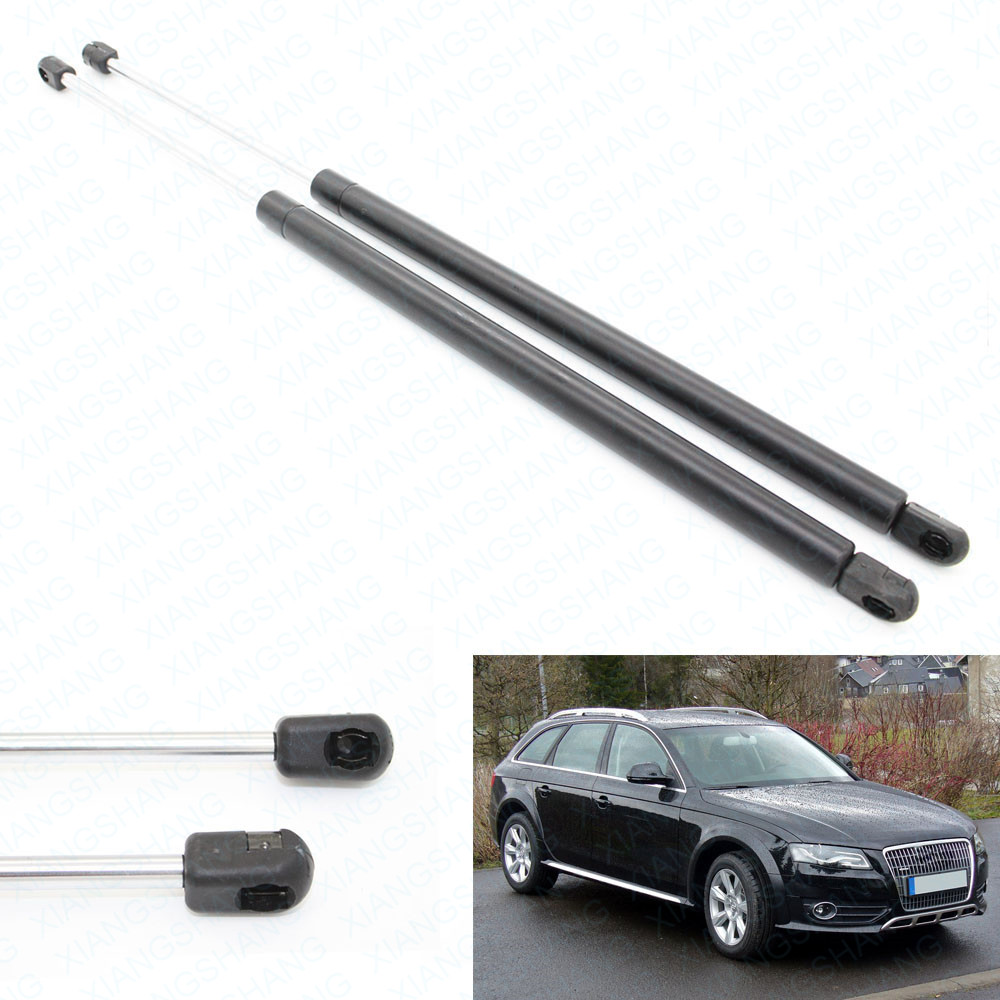 2pcs Tailgate Rear Trunk Gas Struts Lift Supports Shock Struts for Audi A4  Allroad Quattro A4 Avant Quattro 2009 2015 50.5 cm-in Strut Bars from  Automobiles ...