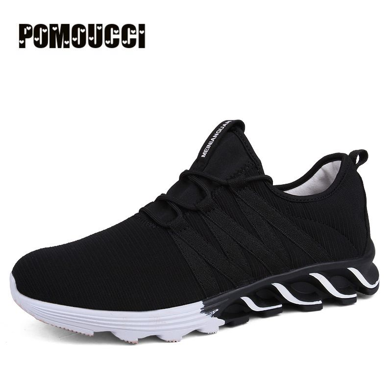 Running Shoes Men Sneakers Couples Sport Shoes Athletic Zapatillas Outdoor Breathable Trainnig Shoes Walking Comfortable Shoes breathable men running shoes mens trainers flat walking sport comfortable zapatillas hombre basket femme light soft sneakers