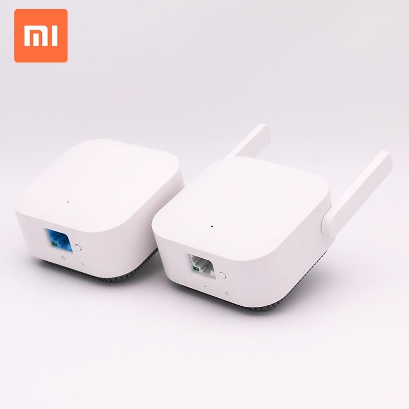 Xiao mi WiFi Powerline adaptateur de réseau Électrique Puissance, mi Puissance ligne Adaptateur