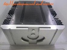 Big Aluminum Chassis PASS Class A Power Amplifier Enclosure DIY Case Hi-End Box