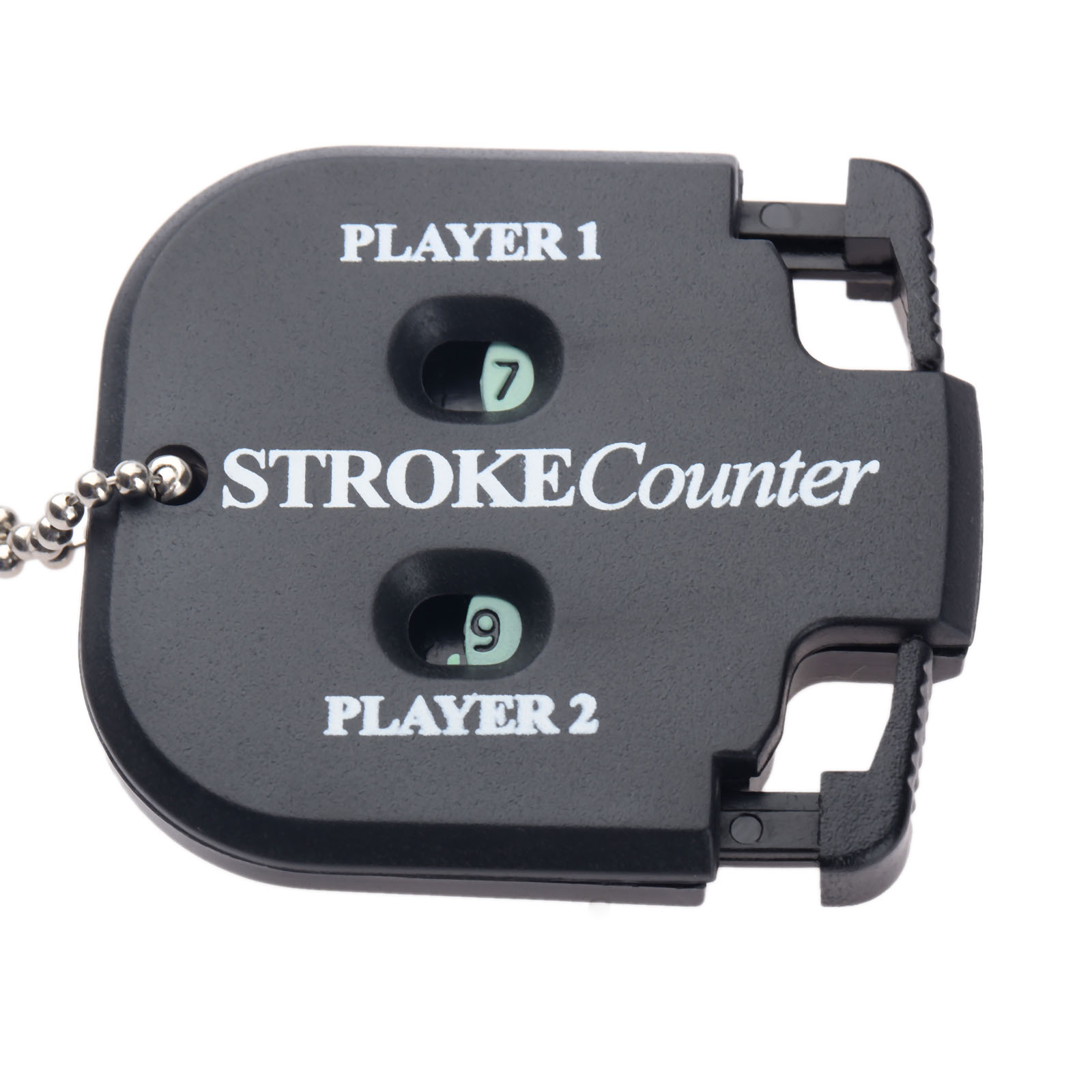 Golf Shot Count Stroke Putt Score Counter Compteur Two Digits Scoring Keeper With Key Chain Golf Training Aids Golf Accessories 5