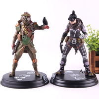 Hot Game Figure Apex Legends Wraith/Bloodhound Statue Apex Legends Action Figure PVC Statue Collectible Model Toy