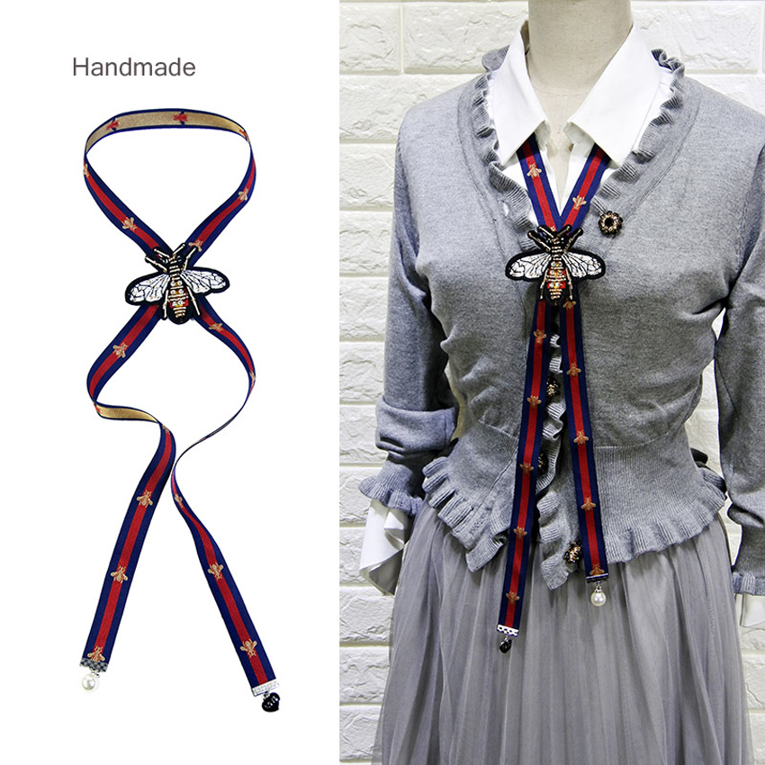 Women ties Wedding Butterfly Bow Tie creative striped Neck tie multi-use ribbon bowties fashion girl lady's Shirt Accessories