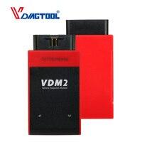 Orijinal UCANDAS VDM II WIFI ve Bluetooth otomotiv tarayıcı VDM2 V5.2 destek çoklu dil ve Android sistemi