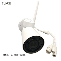 HI3516C IMX323 Onvif Wireless Mini IP Camera Pan Tilt Outdoor CCTV Netwerk Camera Draadloze PTZ IP