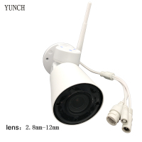 HI3516C IMX323 Onvif Wireless Mini IP Camera Pan Tilt Outdoor CCTV Netwerk Camera Draadloze PTZ IP