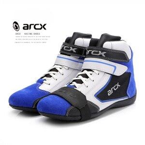 Image 2 - Arcx 오프로드 레이싱 남성 신발 여름 겨울 오토바이 모토 크로스 라이딩 레저 부츠 motos botas motociclismo chuteiras