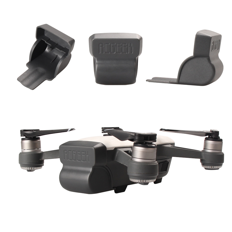 USA Gimbal Camera Protective Cover Plastic Lens Cap for DJI SPARK Accessories