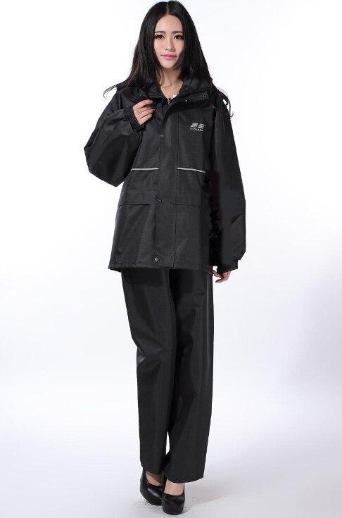 Men Waterproof Raincoats Motorcycle Women Rain Coat Pants Suits Erkek Mont Capa De Chuva Para Motoqueiro Impermeables De Hombre Always Buy Good Raincoats