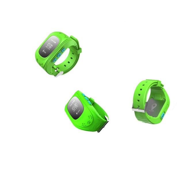 Symrun HOT Smart watch Children Kid Wristwatch Q50 GSM GPRS GPS Locator Tracker Anti-Lost Smartwatch Child Guard for iOS Android