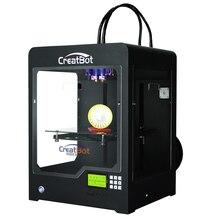 Uso profesional OEM impresora 3d PLA, ABS, PC, fibra de carbono, de Nylon, plástico material de la impresora 3d 300x250x300mm creatbot dx series