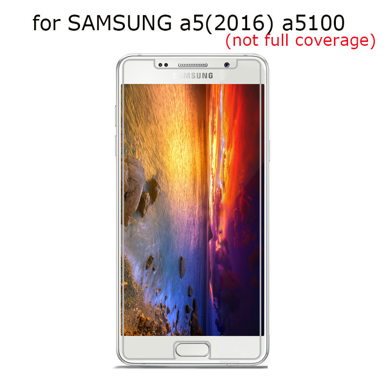 ON SALE! new design For Samsung Galaxy S3 4 5 6 7 A3 A5 A7 J3 J5 J7 Screen Protector Glass Film G530 High Quality