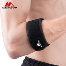 1PCS Outdoor Sport Injury Bandage Adjustable Wristbands Elaborate Elbow Wrist Support Compression Wrap Brace Guard M9311
