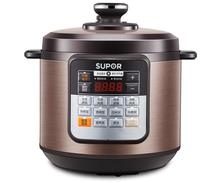 SUPOR electric pressure cooker intelligent timing CYSB60YCW10D-110 6L household pressure rice cooker large capacity meat soup все цены