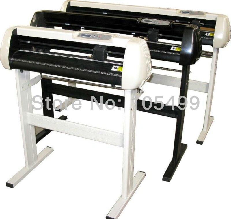 110v 220v SINO High Precision 720mm Vinyl Cutting Plotter Cutting Machine For Cutting Stickers free ship