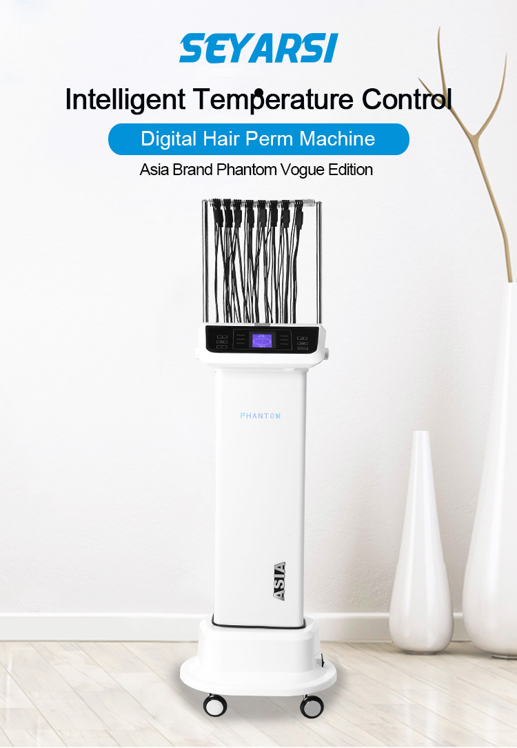 Hot Sale Asia Patent Digital Hair Perm Machine, Hair Wave Mahcine, Vogue edition, Color White купить