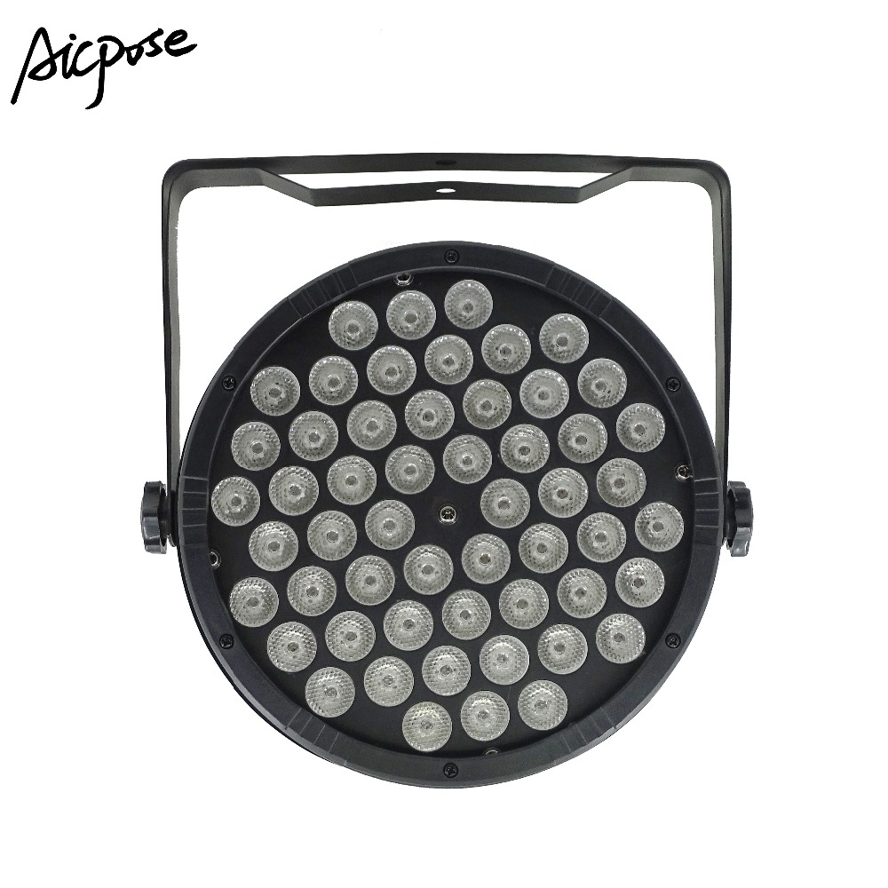 54x3W RGB 3in1 Led Par Lights Par LED 54*3w Lights Wall Washer Disco Light With DMX512 Control Effect Stage Light54x3W RGB 3in1 Led Par Lights Par LED 54*3w Lights Wall Washer Disco Light With DMX512 Control Effect Stage Light
