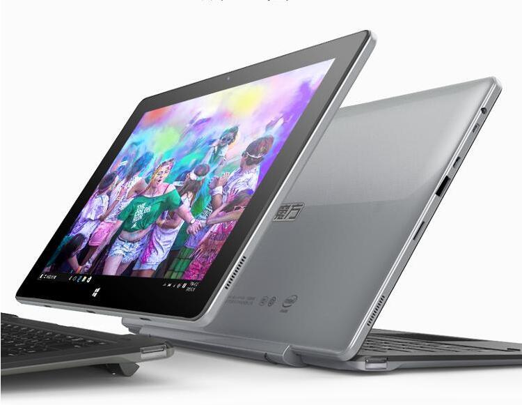 Cube iwork1x 2 en 1 Tablet PC 11.6 pouce IPS Écran Windows 10 + Android 5.1 Intel Cerise Sentier X5-Z8350 64bit Quad Core 1.44 GHz