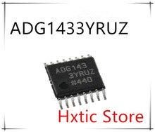 NEW 10PCS/LOT ADG1433YRUZ ADG1433YRU ADG1433 TSSOP-16   IC