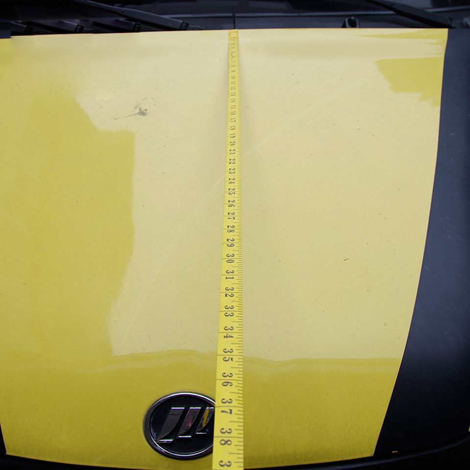 Image 4 - 3 Meter Measure Tape With Magnet Soft Measure Meter for Car Wrap Vinyl Install MO 190