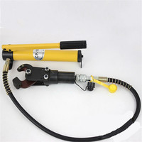 CPC 30H Hydraulic Cable Cutting Head With Hand Pump 30mm 7T Cu Alu Cable And Tel
