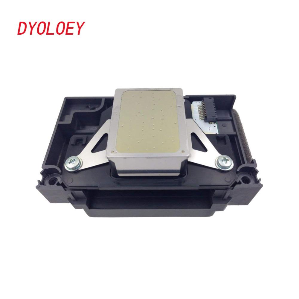F173050 R260 printhead For Epson 1390 1400 1410 1430 R1390 R360 R265 R260 R270 R380 R390 RX580 RX590 L1800 1500W print head