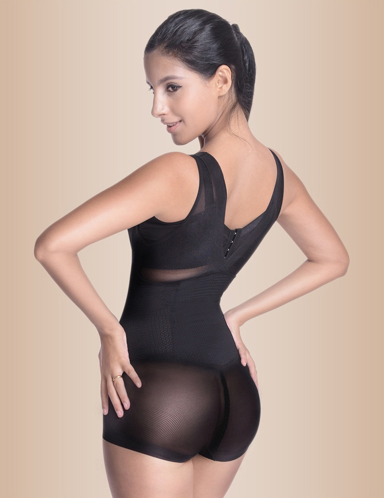 edf34aed26cce Itemship Women Shapewear Bodysuits Light Seamless Deep V Abdomen Hips  Slimming Corset Postnatal Bodysuits Free Shipping -in Bodysuits from  Underwear ...