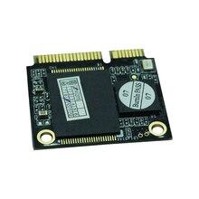 ACSC2M064mSH Kingspec pcie SSD Half mSATA 64GB SATA II/III Module ssd solid state hard drive disk msata For Ultrabook Tablet PC