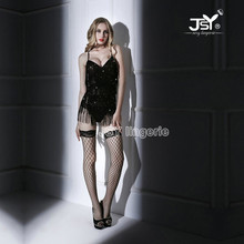 6056 Sexy Plus Size Sexy Lingerie Hot Teddy Costumes Sexy Underwear Women Sex Product Erotic Lingerie Porn Babydoll/baby doll