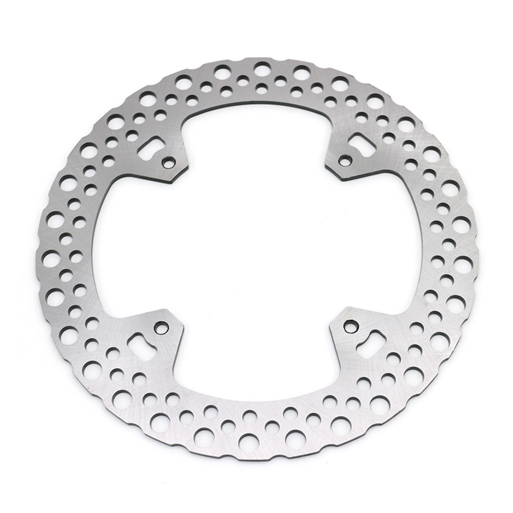 evomosa New Motorcycle Front Brake Disc Rotor for Honda CR E CR R 125 250 500 CRF R CRF X 250 450