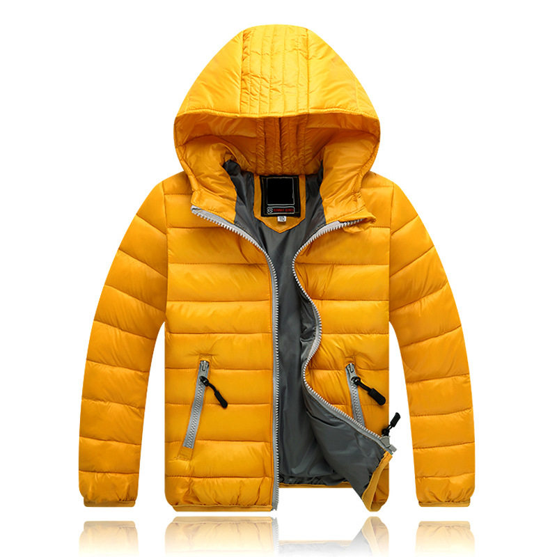 Children's Down Jacket Hooded Jacket White Duck Down Jacket Autumn And Winter Baby Warm And Comfortable SCMW1420 forward forward command aw15 hooded down jacket