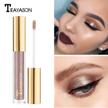 Teayason shimmer eyeshadow cream waterproof long lasting diamond gold silver glitter pencil smoky AM052