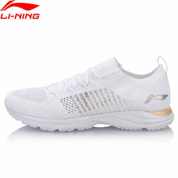Li-Ning Women Super Light XV Running Shoes LiNing Cloud Lite Sneakers Woven Sock Breathable Comfort Sport Shoes ARBN016 XYP653 - DISCOUNT ITEM  35% OFF All Category