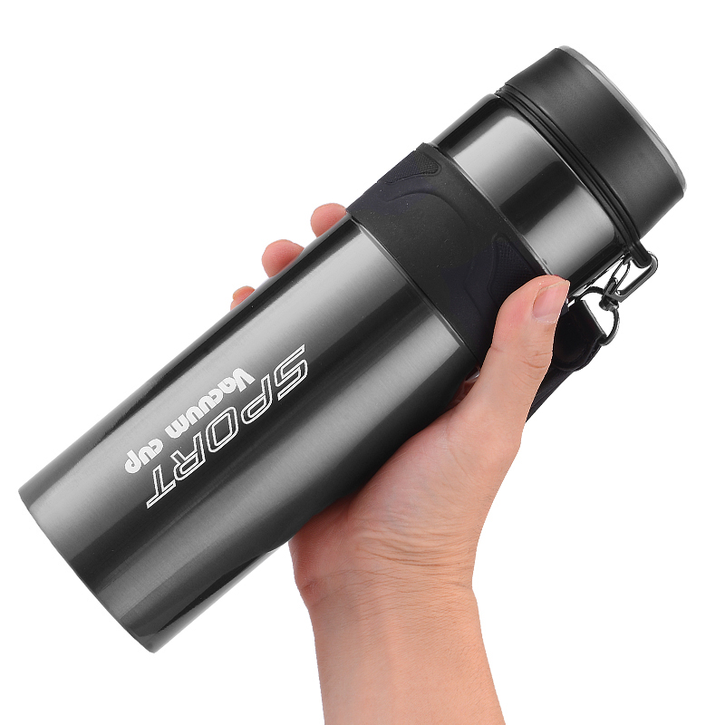 1L Water Kettle Vacuum Insulation Bottle 304 Stainless Steel Thermal Cup With Tea Thermo Cup Termos Thermo Mug Thermos