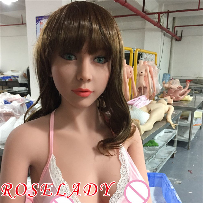 2016 new High quality lifelike 145cm Full silicone real love font b doll b font adult