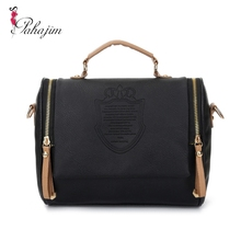 new 2014 autumn Lady style  packet women handbag leather handbags