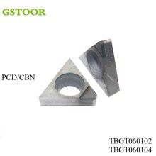 2 шт. TBGT TCMT TNMA TEHT токарный станок для резки карбида PCD CBN высококачественный резец для наружной обточки для токарного станка для резки металла