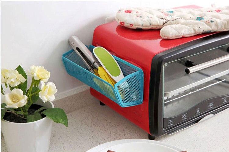 Kühlschrank Organizer : Kühlschrank magnetischen aufbewahrungsbox eisen lagerregal halter
