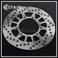 Motorcycle Street Bike 220MM Stainless Steel Front Brake Disc Rotor For DT125 TW125 XYZ125 YZ125 DT200 TW200 XT225 XG250 XT250