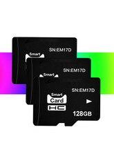 Karty pamięci telefonu 16GB 4GB 8GB 32GB karty pamięci Flash TF dla Micro SD 128GB SD karty 64GB dla tablet z funkcją telefonu kamery Dropship